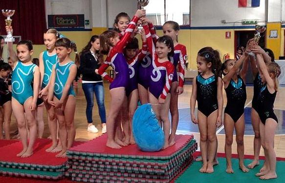 Campionato Regionale CSEN Ginnastica artistica